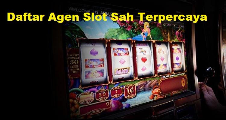 Website Judi Slot Jackpot Uang Asli Terkini